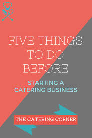 best 25 catering business ideas on pinterest catering food