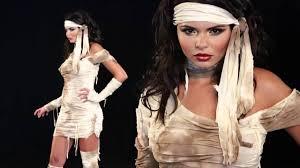 Mummy Halloween Costume Mystical Mummy Women U0027s Halloween Costume
