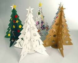 10 most creative christmas trees made using recycled materials