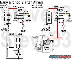 diagrams 20001352 early bronco wiring diagram u2013 bronco technical