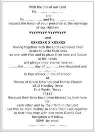 christian wedding invitation wording wedding invitation wording jesus new christian wedding