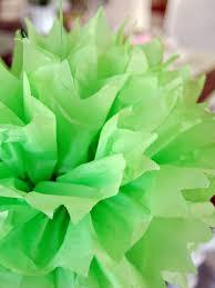 Livingroom Images How To Make Tissue Pom Poms Hgtv