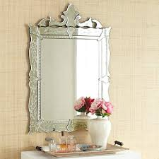 25 inspirations of venetian style wall mirrors