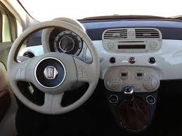 Fiat 500 Interior 2014 Fiat 500 1957 Edition Minimum Power Maximum Fun Review