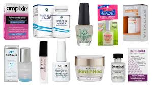 top 10 best products to grow nails fast