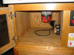 Router Cabinet by Boat Project Com Woodworking Topics