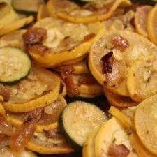 cuisiner courgettes poele recette poêlée de courgettes toutes les recettes allrecipes