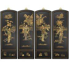 Oriental Decor Rectangle Asian Oriental Home Décor Wall Plaques Ebay