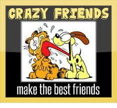 Crazy Friends Meme - crazy friends make the best friends best friend meme on esmemes com