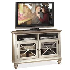 riverside 32544 coventry two tone corner tv console homeclick com
