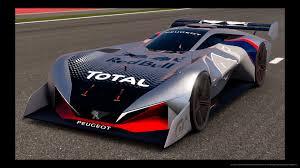 peugeot sport car 2017 peugeot l750r hybrid vision gran turismo 2017 gran turismo wiki