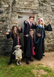 Harry Potter Halloween Costumes Adults Deluxe Harry Potter Costume