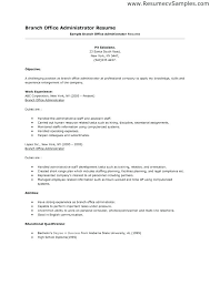 Resume Template For Medical Receptionist Medical Office Manager Resume Samples Medical Receptionist Resume