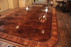 Drexel Dining Room Table by Reproduction French Style Mahogany Dining Or Conference Table
