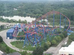 Six Flags Georgia Rides Superman Ultimate Flight V1