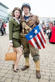 50 Couples Halloween Costume Ideas 55 Genius Couples Costumes Halloween 2017 Peggy Carter