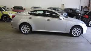 car lexus 2010 2010 lexus is250 silver stock 041027 walk around youtube