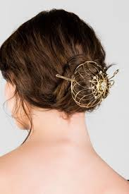 bun accessories fancy bun cage hair accessories s