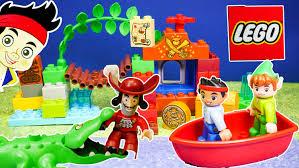 jake land pirates disney jake lego duplo peter pan