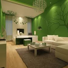White Stain Kitchen Cabinets Bright Green Living Room Walls Wooden Bar Cabinets Brown Pendant