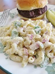 pasta salad with mayo moms macaroni salad u2013 recipesbnb