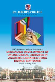 ugc sponsored national workshop on design and development of