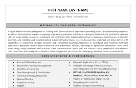 Sample Resume For Ojt Mechanical by 60 Mechanical Engineer Resume Sample Resume Format Quality