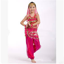 aliexpress com buy selling 5pcs kids belly dance costume
