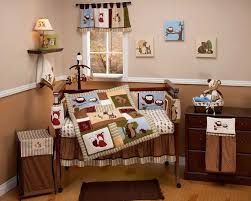 Enchanted Convertible Crib Enchanted Hollow Baby Crib Bedding Set By Eddie Bauer For One