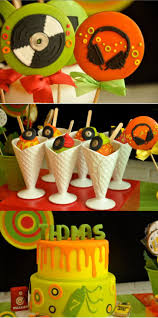 21 best neon party ideas images on pinterest birthday party