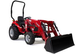 tym compact utility tractors