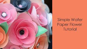 wafer paper flower tutorial basketweave cake