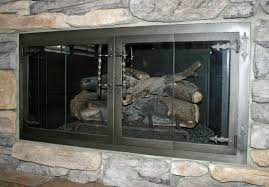 home decor cool fireplace doors for sale home design popular