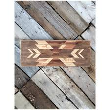 wood inlay wall by a36goods freebird collection
