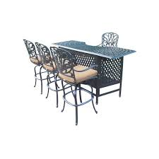 Outdoor Bar Patio Furniture - best 25 outside bar stools ideas on pinterest outdoor garden