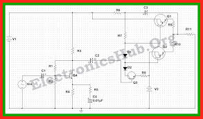 150 watt power amplifier circuit diagram working and applications