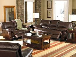 Living Rooms With Brown Leather Furniture Sofa 3 Mesmerizing Lovely Living Room With Black Leather Sofa
