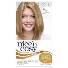 nice n easy hair color chart clairol nice n easy permanent hair dye 103 9b natural light beige