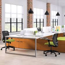 voi design hon voi open plan workstation for modern collaborative offices