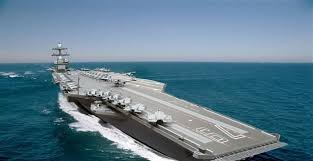 best of 2017 special analysis the navy s 2nd ford class carrier