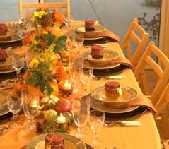 how to repairs thanksgiving table table how to decorate