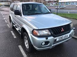 2001 mitsubishi shogun sport v6 3 0 petrol auto in paisley