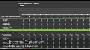 Estate Investment Spreadsheet Template by Investment Property Spreadsheet Estate Spreadsheet Noi Pro
