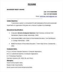 fresher resume exles best resume format for freshers pdf niveresume