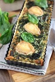 cuisiner epinard frais aux délices de géraldine tarte épinards chèvre épinard frais
