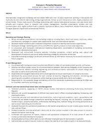 Resume For Real Estate Job by Real Estate Sales Associate Cover Letter