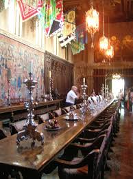 San Simeon And Hearst Castle California FictionalWishes - Hearst castle dining room