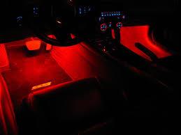 Car Led Interior Lights Camaro Interior Lighting Camaro Led Lighting Led Camaro
