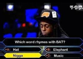 Lil Wayne Be Like Memes - lil wayne who wants to be a millionaire know your meme
