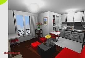 amenagement cuisine salon 20m2 amenagement salon cuisine 20m2 pour idees de deco de cuisine